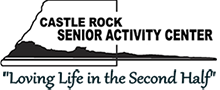 Castle Rock Senior Activity Center Logo