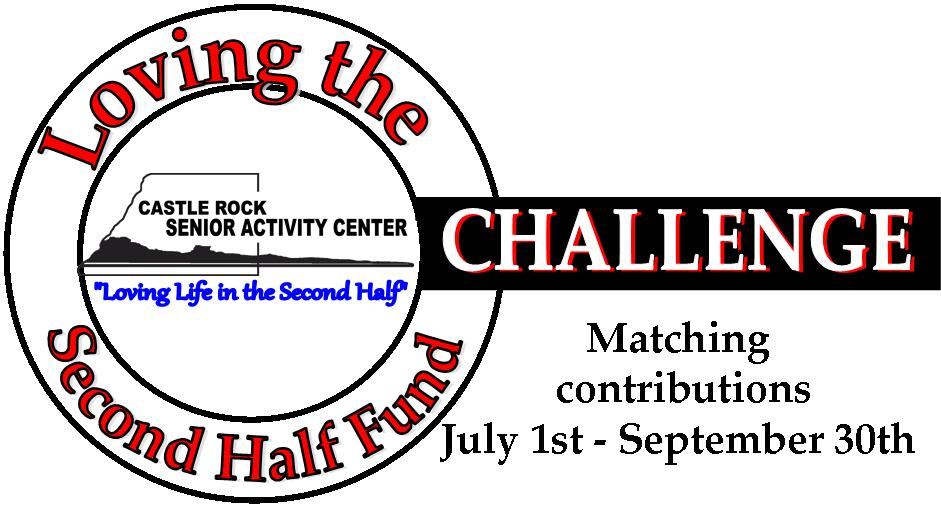 Support The Castle Rock Senior Activity Center